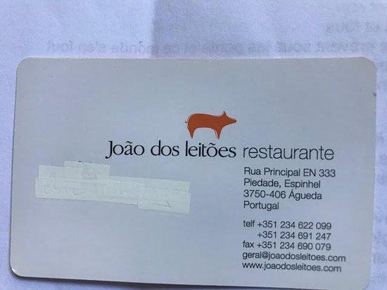 Agueda, Portugal: carte de visite