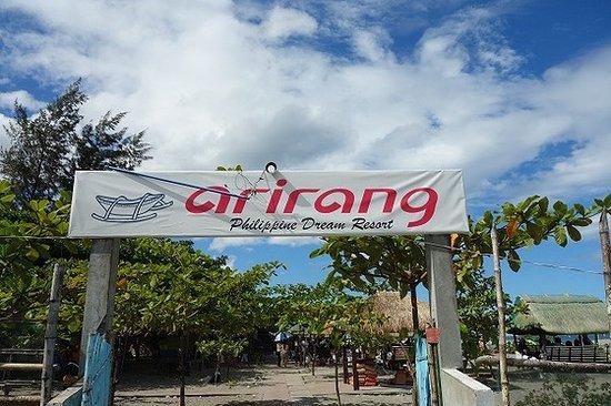 San Antonio, Filipinas: Arirang Entrance