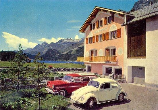 Sils-Segl Maria, สวิตเซอร์แลนด์: Ein Haus mit Geschichte: Gründungsjahr 1961