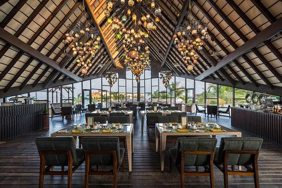 Jumeirah Vittaveli : Samsara Restaurant