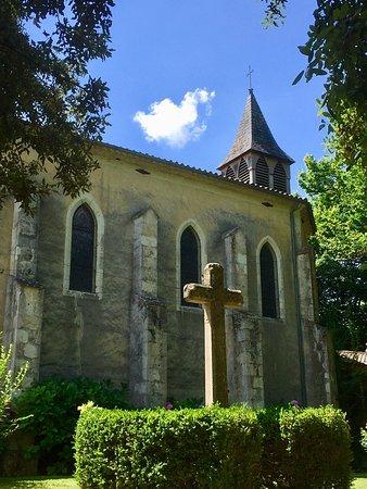 Gers, Frankreich: Gondrin, église de Notre Dame de Tonneteau