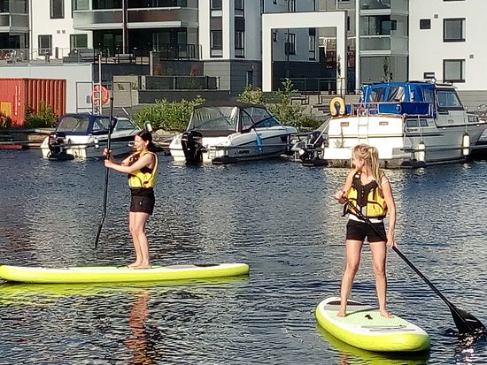 Kuopio Water Sports Centre: Calm Waters