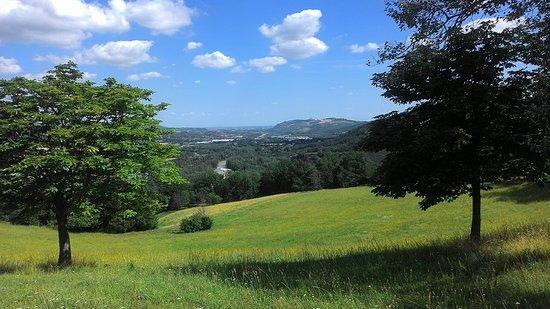 Casalecchio di Reno, Olaszország: La bella vista ai Prati di Mugnano