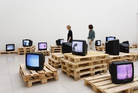 MMK Museum of Modern Art (MMK Museum fur Moderne Kunst)