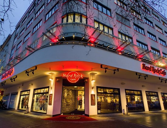Hard Rock Cafe Berlin Charlottenburg Wilmersdorf Bezirk