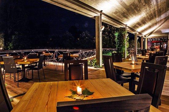La Terrazza Esterna Picture Of Rusticus Steakhouse