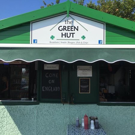 ‪‪Moreton‬, UK: The Green Hut‬