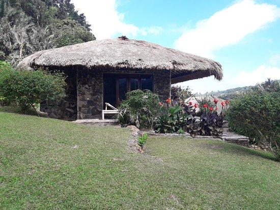 Kelimutu Crater Lakes Eco Lodge: Bungalow