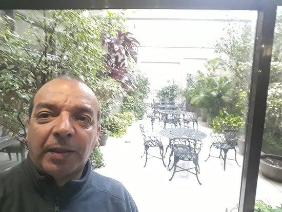 Hotel Reconquista Garden: Hermoso Hotel