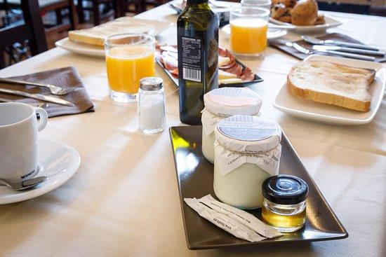Nuestro desayunos