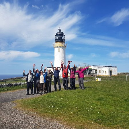 Кейтнесс и Сазерленд, UK: Join us on our tour to the UK's most North Westerly point, Cape Wrath.