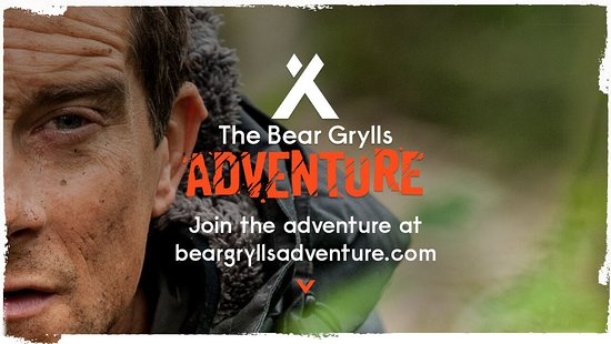 ‪The Bear Grylls Adventure‬