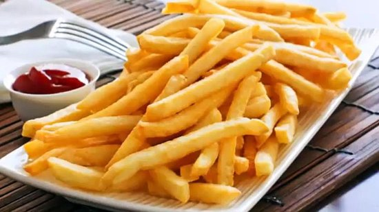 Sugar n Spice: French fries