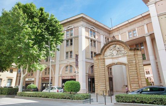 Appart'Hôtel Odalys L'Atrium, hôtels à Aix-en-Provence