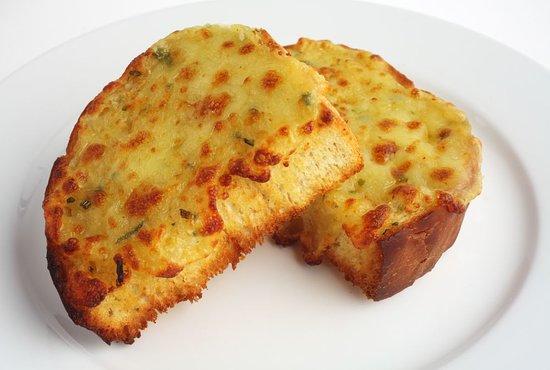 Sugar n Spice: Garlic Bread