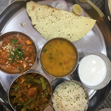 Jodhpur District, Indien: Nice food