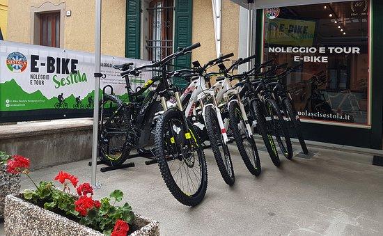 E-Bike Sestola - Noleggio e Tour