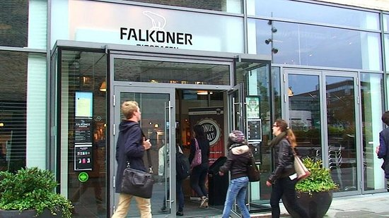 Nordisk Film Biografer Falconér