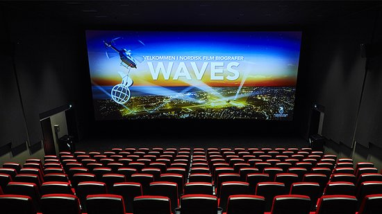 Greve, Дания: Nordisk Film Biografer Waves