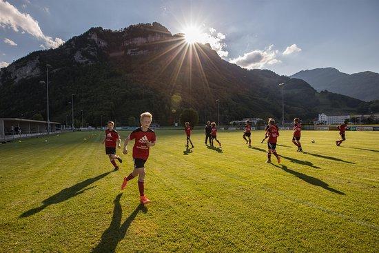 Nafels, Ελβετία: Trainingslager