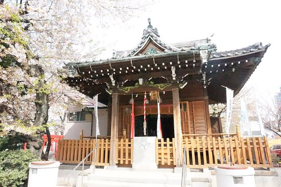 Haginaka Shrine