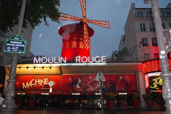 Moulin Rouge: muito lindo!