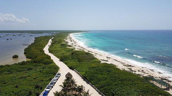Punta Sur Eco Beach Park: 20180711_105324_large.jpg