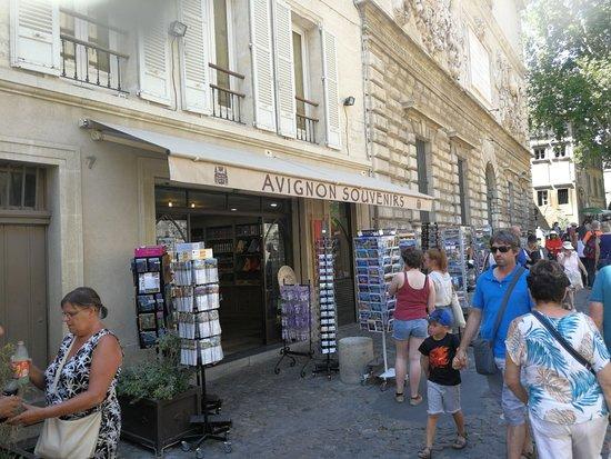 Librairie-Boutique du Palais des Papes