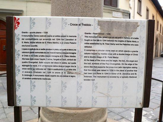 Colonna della Croce al Trebbio