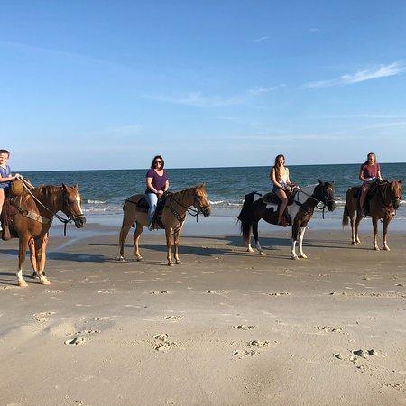 Broke A Toe Horseback Riding on the Beach: photo0.jpg