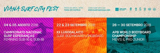 Viana do Castelo, Portugal: VIANA SURF CITY FEST 2018