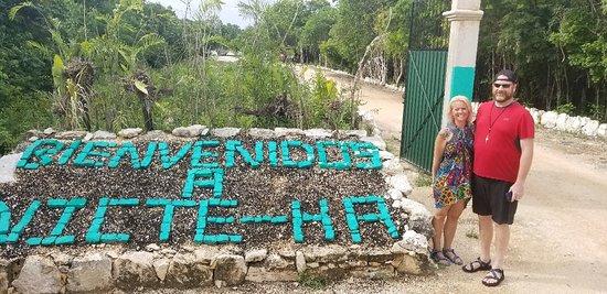 Cenotes Dos Ojos: 20180708_165004_large.jpg