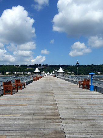 Whistlestop on the Pier照片