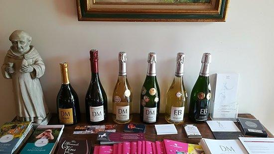 Champagne Doyard Mahe