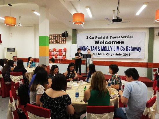 Redhouse Saigon: Nhà hàng hải sản Nhà Đỏ