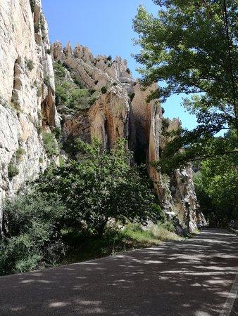 Aliaga, Spanyol: Precioso paraje