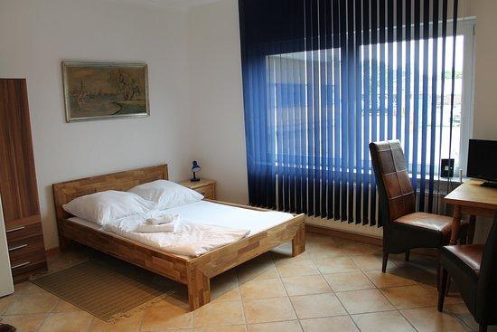 Pinneberg, Tyskland: Doppelzimmer