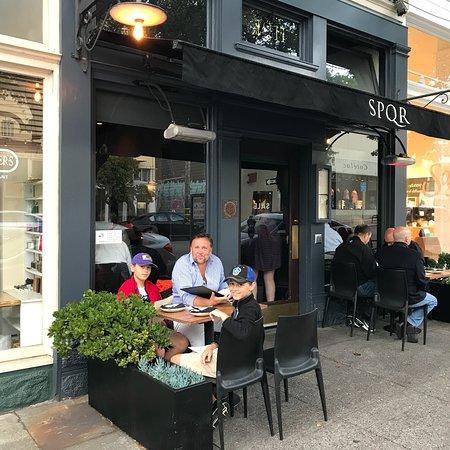 Italian Restaurants In Pacific Heights San Francisco