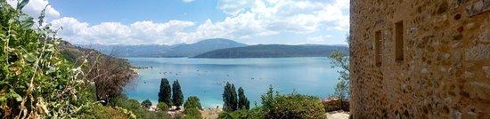 圣十字湖照片