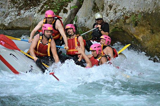 Scalea, Italia: Pura Adrenalina