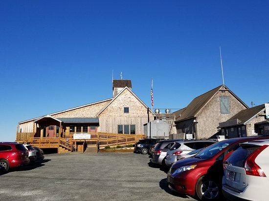 Wachapreague, VA: The Island House Restaurant