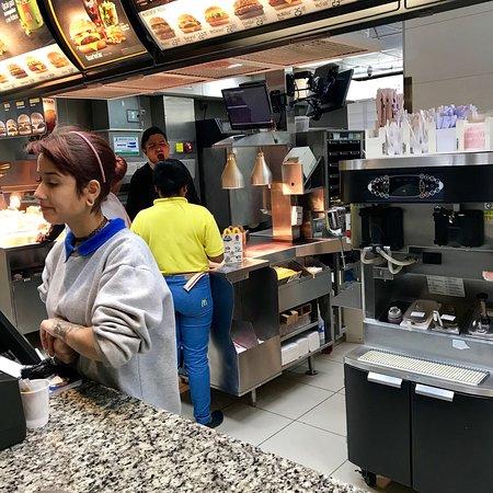 Cachoeirinha, RS: McDonald's