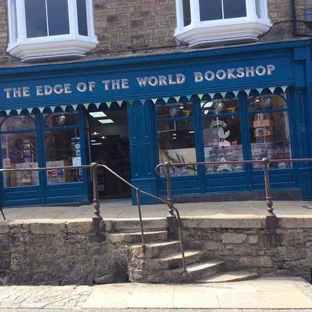 The Edge of the World Bookshop