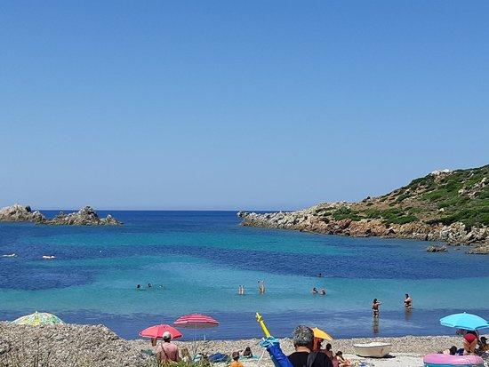 Санта-Тереза-Галлура, Италия: Spiaggia Lu Pultiddolu