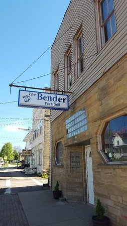 Danville  Knox County, OH: The Bender Pub & Grill