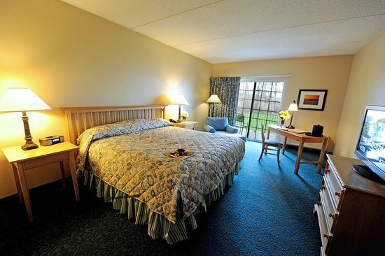 The Lodge at Geneva-on-the-Lake: Guest room