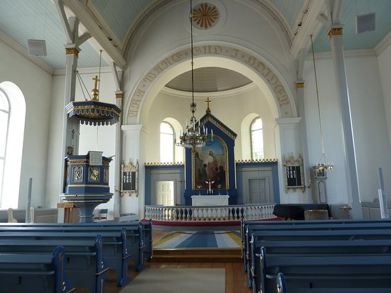 Vederslöv kyrka