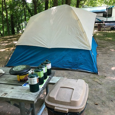 Mount Bethel, PA: Driftstone Campground