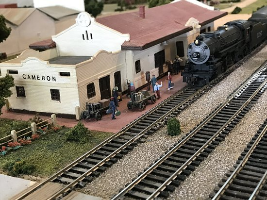 Milam County Railroad Museum
