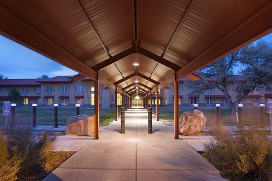 IHG Army Hotels On Dugway Proving Ground: Exterior